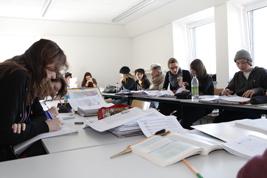 Der Unterricht an der MOS München