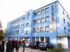 Das Gebäude der MOS München Montessori Fachoberschule München